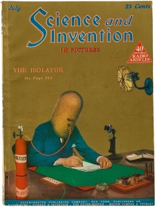 The Isolator, a particularly hardcore anti-procrastination solution (via 50watts.com)