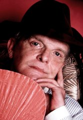 Truman Capote ©Jack Mitchell, 1980