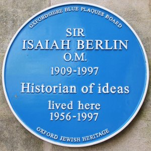 Isaiah Berlin: the 'great cunctator', said OUP
