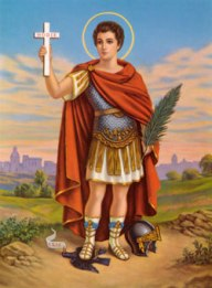 St Expeditus, image from Catholic.org