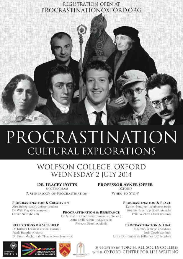 jpg Famous Procrastinators