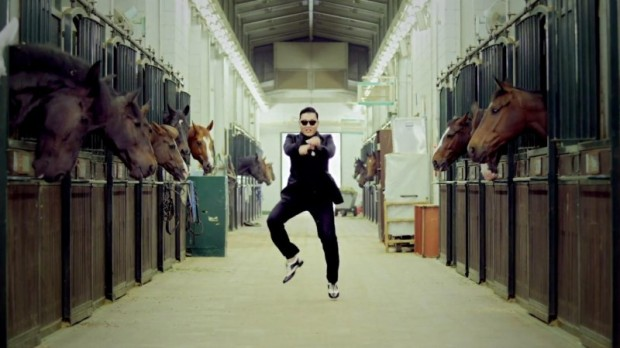 Psy: 'hardly excessive entertainment'