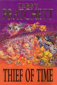 Terry Pratchett thief of time