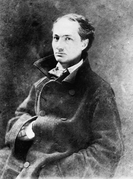 baudelaire 1855